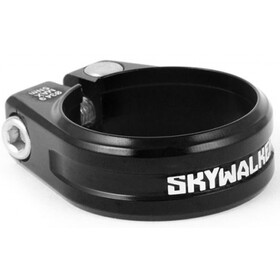 Sixpack Skywalker Sadelklemme Ø31,8mm sort